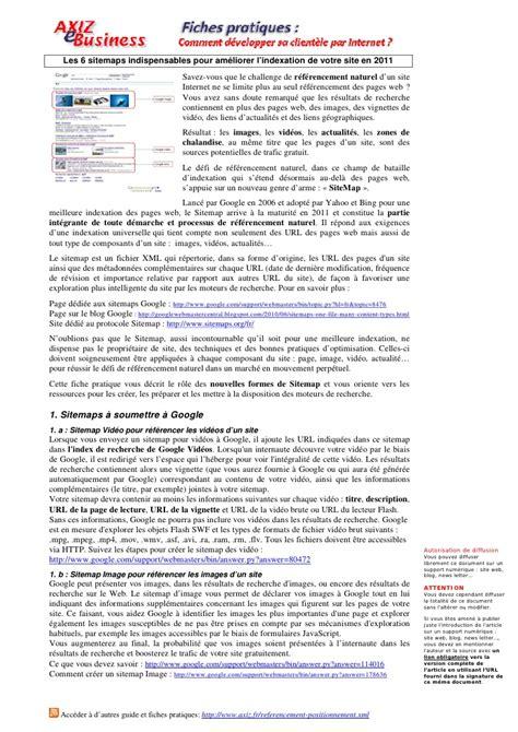 6 Sitemap De Référencement Universel Google Yahoo Bing