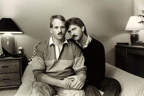 Photo Collection Documenting Early Days Of Aids Epidemic