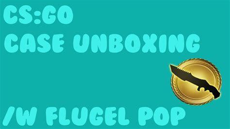 cs go unboxing big money w flugel pop