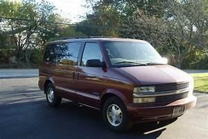 1998 Chevrolet Astro - Overview