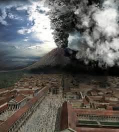 Mount Vesuvius Pompeii Eruption