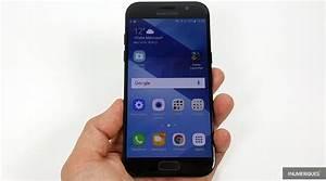 A3 2017 Fiche Technique : samsung galaxy a5 2017 test prix et fiche technique smartphone les num riques ~ Maxctalentgroup.com Avis de Voitures