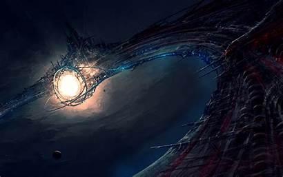 Alien Planet Wallpapers Pixelstalk