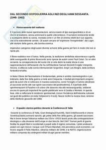 Concetti  Appunti Di Letteratura Italiana Contemporanea