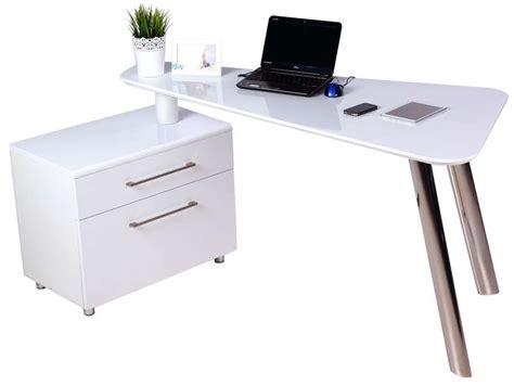 bureau blanc conforama bureau 140 cm caisson 2 tiroirs travis coloris blanc