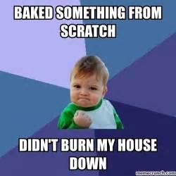 Baking Meme - baking