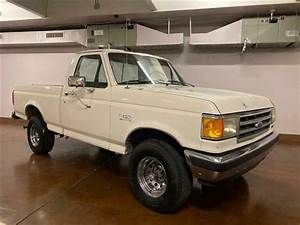 1989 Ford F150 4 U00d74 Shortbed Rust Free Arizona Truck No