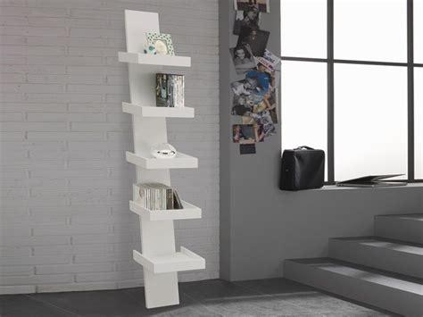 libreria parete libreria climbing moderna da parete in legno 30 x