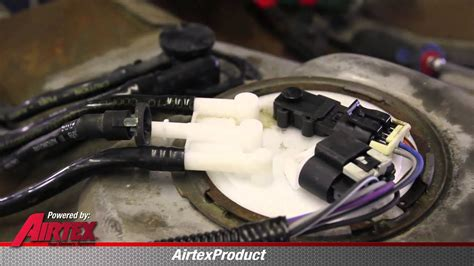 How Install Fuel Pump Module Assembly