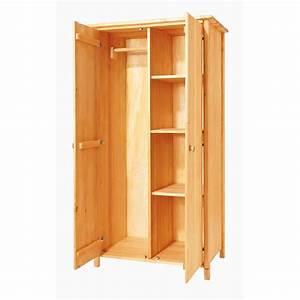 Kleiderschrank 2 Türig Holz : minib r kleiderschrank 2 t rig ~ Bigdaddyawards.com Haus und Dekorationen