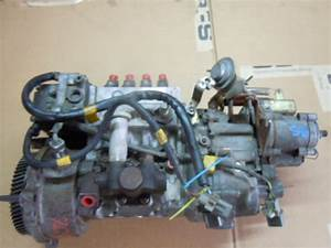 Mitsubishi Fuso 4d34 Injection Pump Me015261 Used