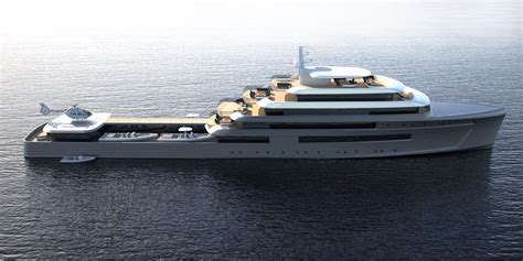 motor yachts innovation  design