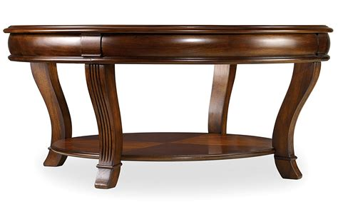 Monaco round concrete coffee table by coco republic. Distressed Round Coffee Table - Decor Ideas