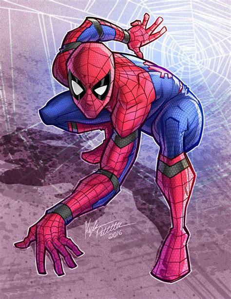 spider man  captain america civil war  kpetchock
