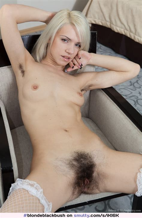 Hairy Blonde Brunette Armpits Spread Tits