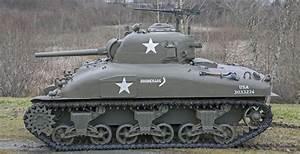 Ww2 sherman tank vs tiger