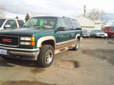 transmission control 1996 chevrolet suburban 2500 auto manual 1996 gmc suburban k2500 at alpine motors