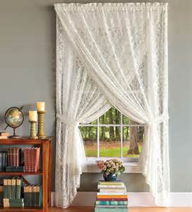 How To Do Swag Curtains by 20 Stilvolle Beispiele F 252 R Gardinen Im Landhausstil