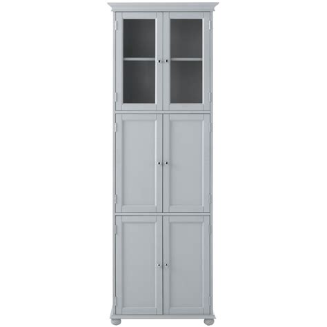 home storage cabinets with doors home decorators collection hton harbor 25 in w x 14 in
