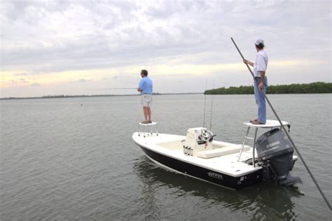 Hewes Boats by Research 2014 Hewes Boats Redfisher 18 On Iboats