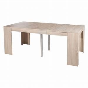 Table Extensible But : table console extensible qualite ~ Teatrodelosmanantiales.com Idées de Décoration