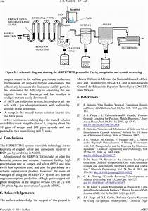 Copper And Cyanide Recovery In Cyanidation Effluents