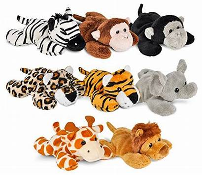 Stuffed Animals Zoo Animal Toys Safari Jungle