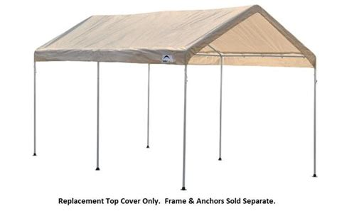 shelterlogic tractor supply  replacement canopy top
