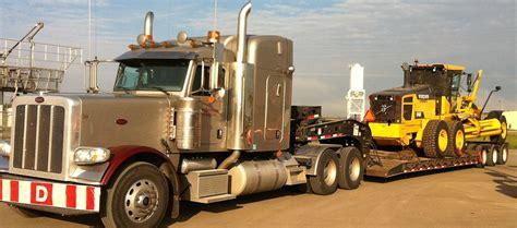 intermodal trucking edmonton trucking specialty