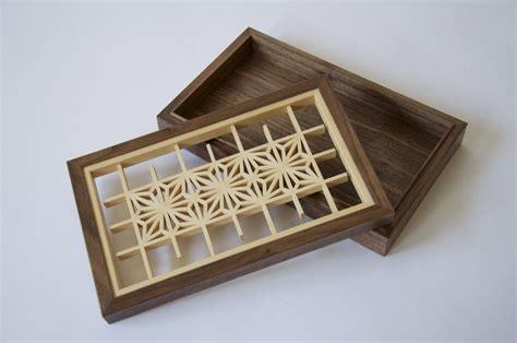kumiko box woodworking box easy woodworking ideas