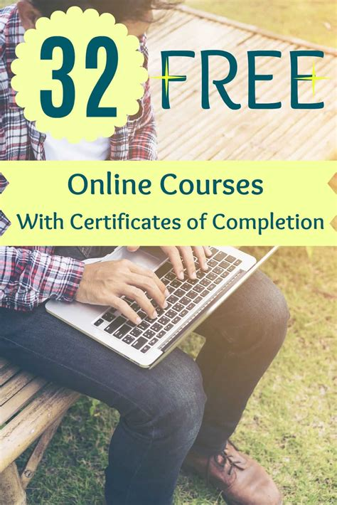 free it certifications 32 free courses with certificates of completion