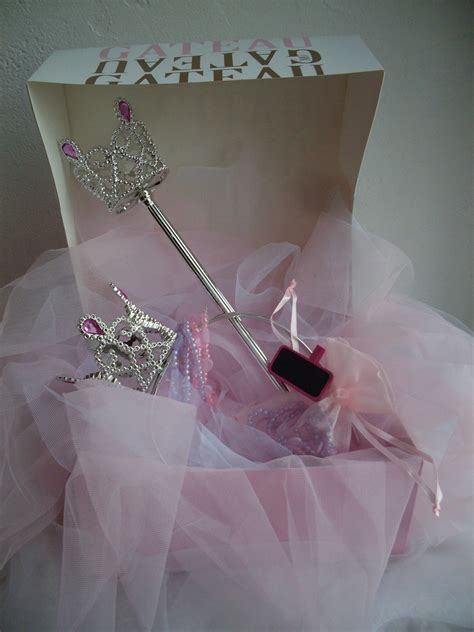deco table bapteme theme princesse