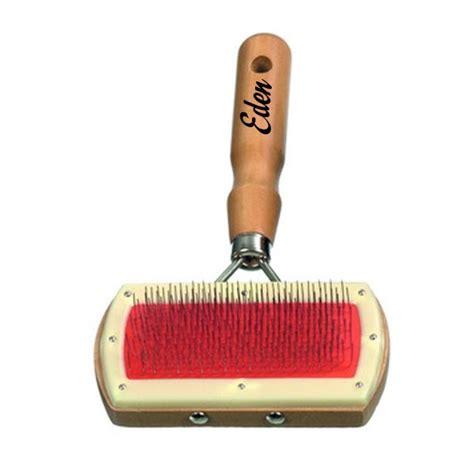 brosse etrille pour chien personnalise avec prenom