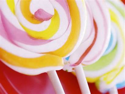 Sweet Colorful Candy Lollipop Sweets Candies Wallpapers