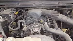 Dc0224 - 2003 Ford F250 Super Duty - 5 4l Engine