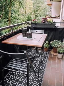 Balkon Türgriff Außen : balkon ideen so wird 39 s gem tlich im zweiten wohnzimmer ~ Buech-reservation.com Haus und Dekorationen