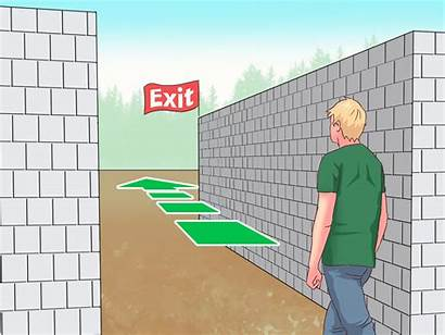 Way Maze Through Step Steps