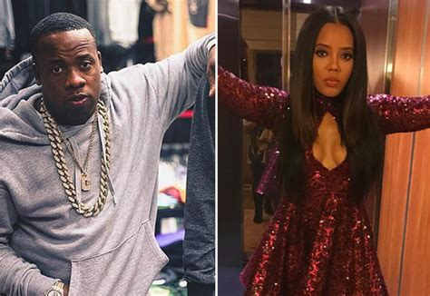 Are Angela Simmons And Yo Gotti More Than Just Friends