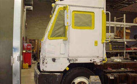 semi truck body shop repair paint tnt services
