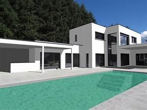 prix construction maison moderne 28 images tarifs et With prix de construction maison