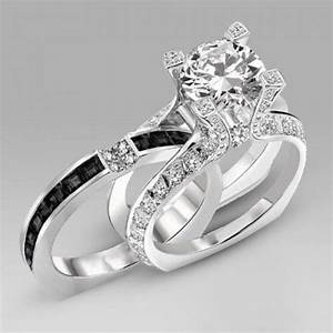 Wedding ring 61 best rings images on pinterest couple for Wedding rings for both man and woman