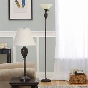 shop westmore lighting copernicus 69 in oil rubbed bronze With mainstays floor lamp with table reviews