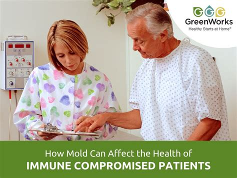 mold  affect  health  immune compromised patients