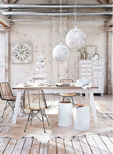 shabby chic dining room designs decorating ideas