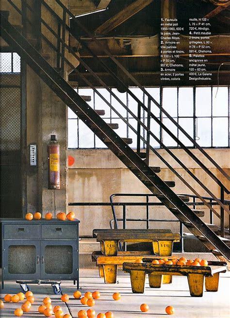 interesting industrial interior design ideas shelterness