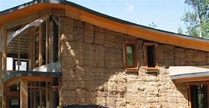 construire une maison en paille sur ossature bois dossier With maison paille ossature bois