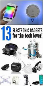 13, Best, Electronic, Gadgets, For, The, Tech, Lover