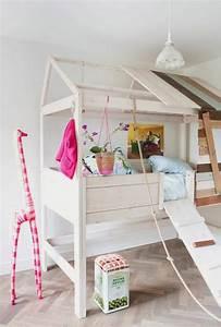 Lit Fille Ikea : lit superpose en bois ikea ~ Premium-room.com Idées de Décoration