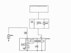 Beautiful One Wire Alternator Wiring Diagram