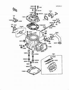 Powerplant Motorcycles - Kx250 1989